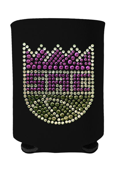 Buy One GET One FREE - Sacramento Kings Rhinestone Logo Can Cooler