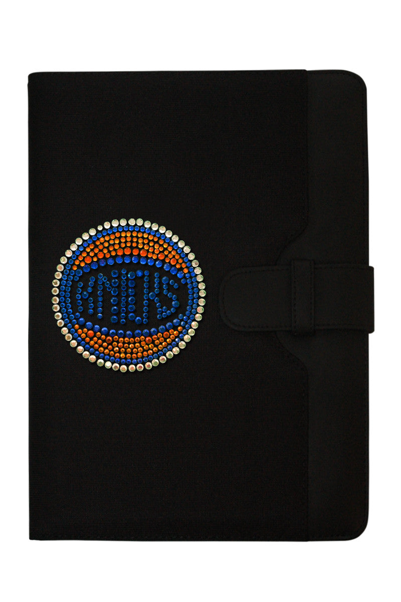 iPad Case - NY Knicks Rhinestone Logo Edition