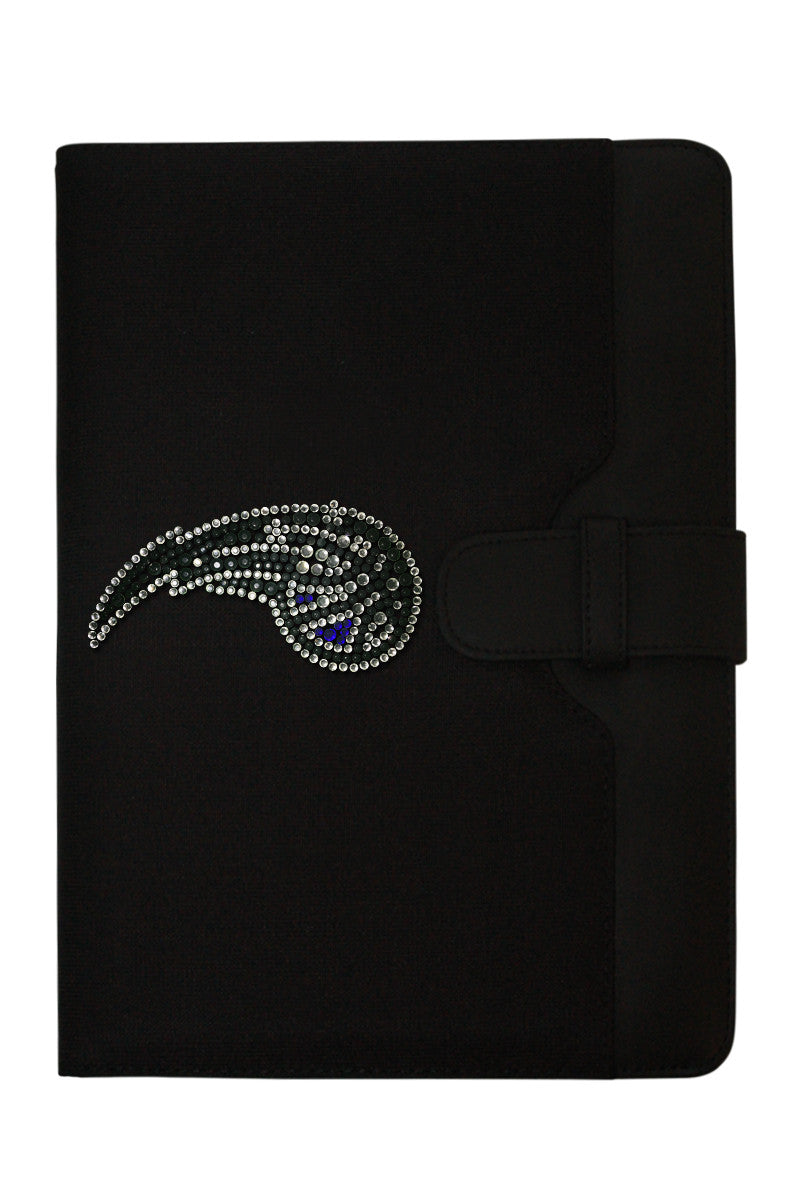 iPad Case - Orlando Magic Rhinestone Logo Edition