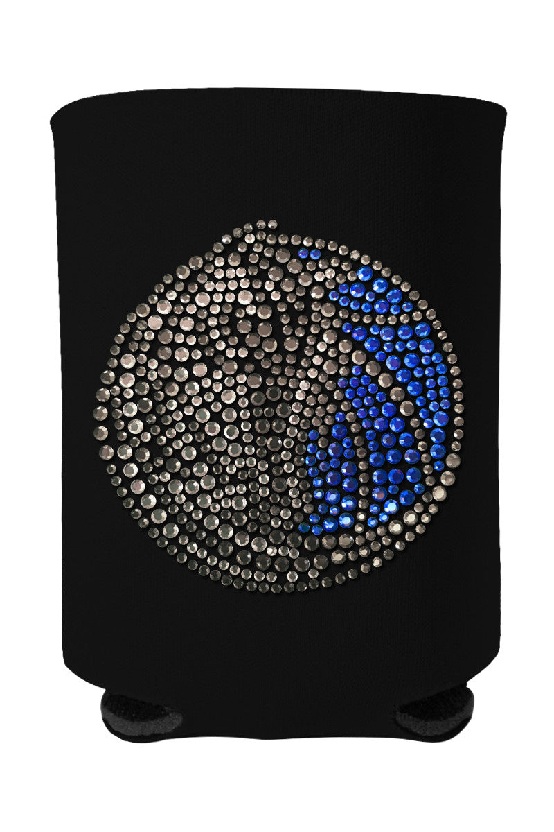 Buy One GET One FREE - Mavericks Rhinestone Logo Can Cooler