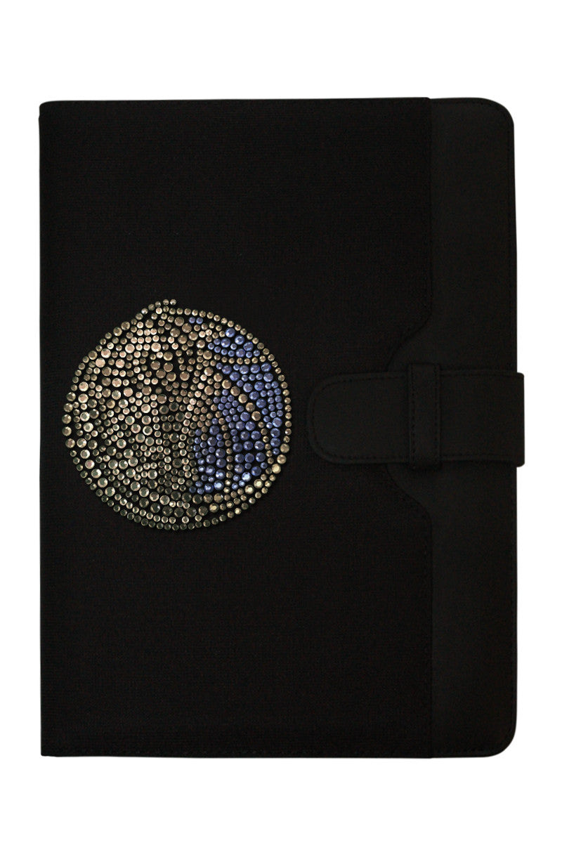 iPad Case - Dallas Mavericks Rhinestone Logo Edition