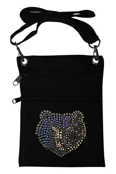 Memphis Grizzlies Mini Cross Body Accessory Bag