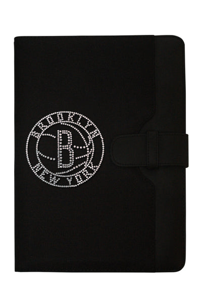iPad Case - Brooklyn Nets Rhinestone Logo Edition