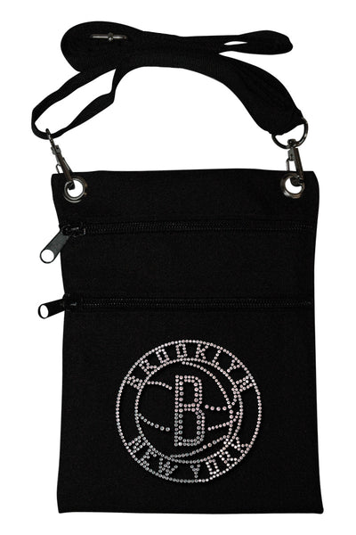 Brooklyn Nets Mini Cross Body Accessory Bag