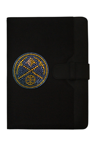 iPad Case - Denver Nuggets Rhinestone Logo Edition