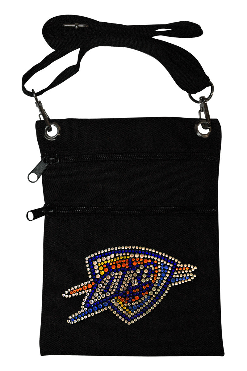 OKC Thunder Mini Cross Body Accessory Bag
