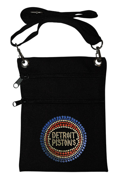 Detroit Pistons Mini Cross Body Accessory Bag