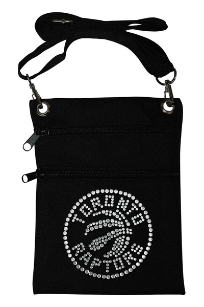 Toronto Raptors Mini Cross Body Accessory Bag