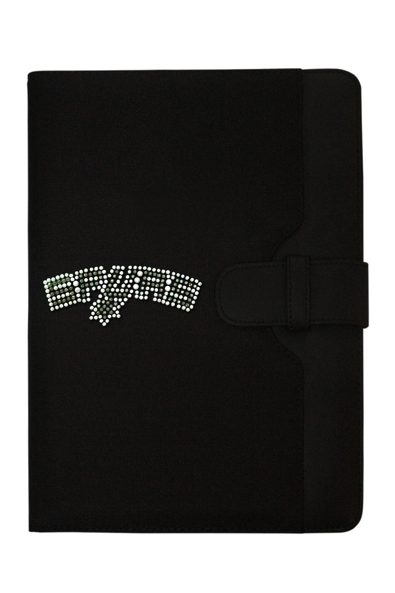 iPad Case - San Antonio Spurs Rhinestone Logo Edition