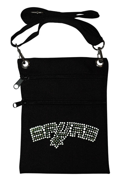 San Antonio Spurs Mini Cross Body Accessory Bag