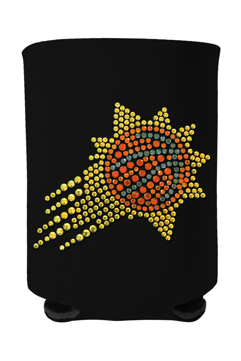 Buy One GET One FREE - Suns Rhinestone Logo Can Cooler