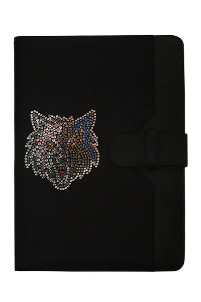 iPad Case - Minnesota Timberwolves Rhinestone Logo Edition