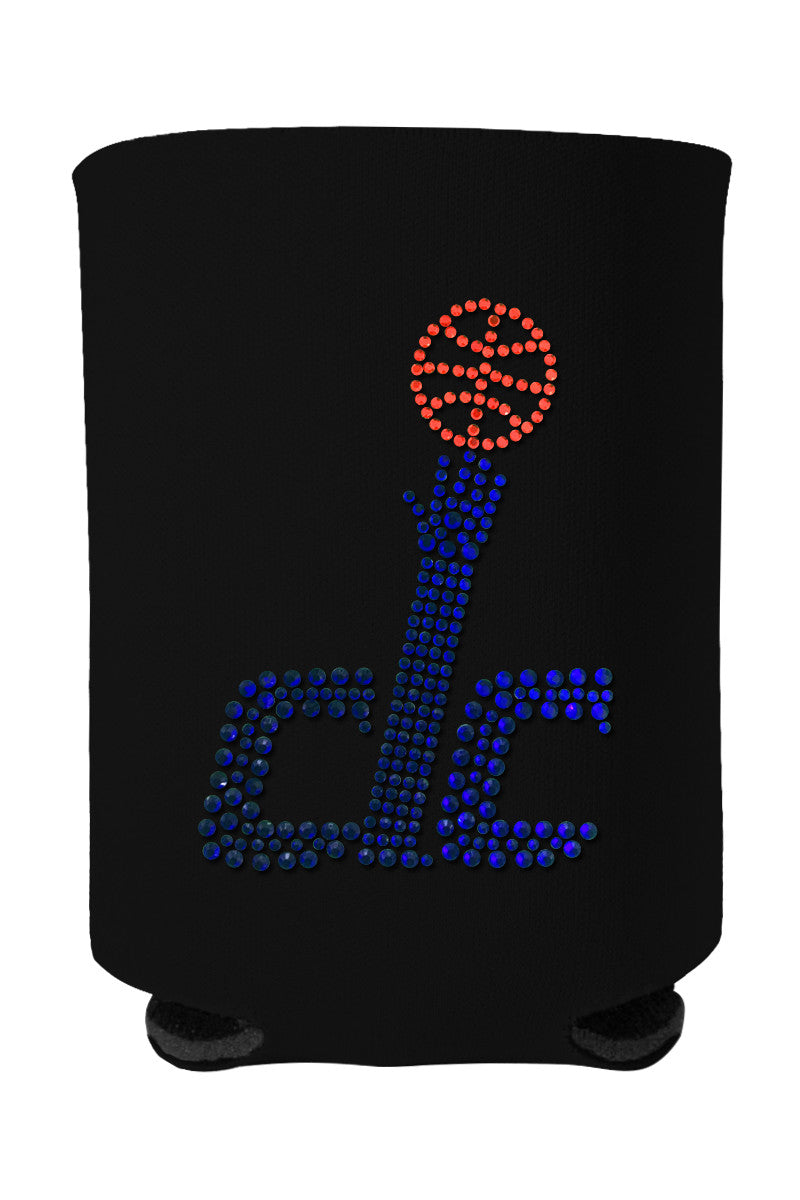 Buy One GET One FREE - Washington Wizards Rhinestone Logo Can Cooler
