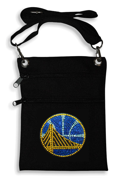 Golden State Warriors Mini Cross Body Accessory Bag