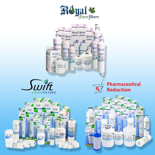 Refrigerator Water Filters By Swift Green Filters