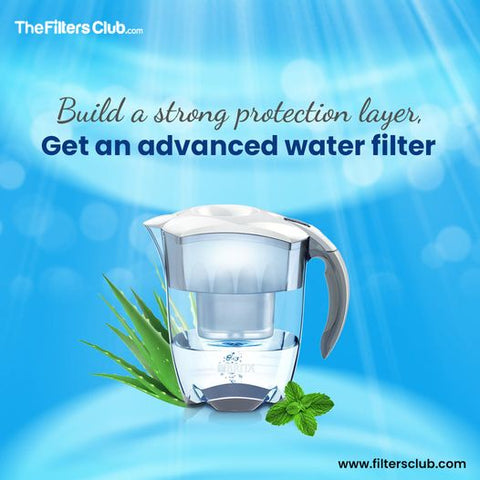 refigerator water filters replacement