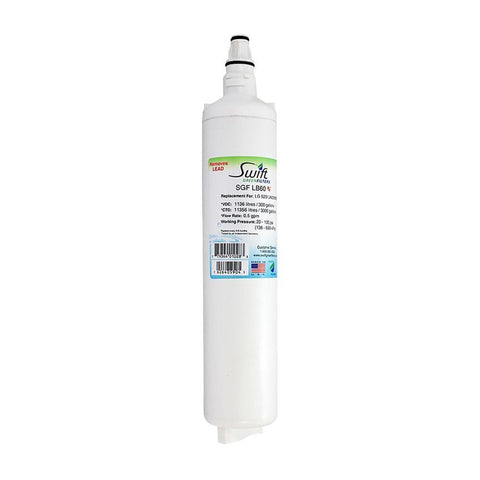 LG LT600P Compatible Pharmaceuticals Refrigerator Water Filter - The Filters Club