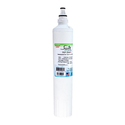 Replacement Sub-Zero 4290510 4204490 Refrigerator Water Filter by SGF-ZS48 Rx - The Filters Club