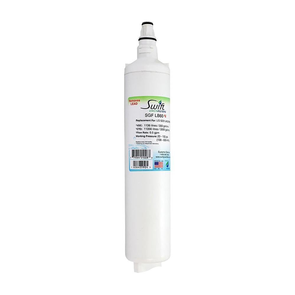 LG 5231JA2006A/6F/6B Compatible Pharmaceuticals Refrigerator Water Filter - The Filters Club