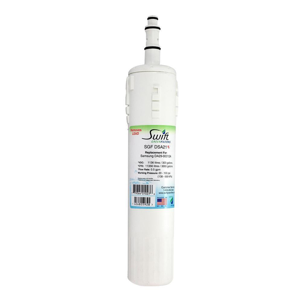Replacement Samsung Da29-0003b HAFCU1 Refrigerator Water Filter by SGF-DSA21 Rx - The Filters Club