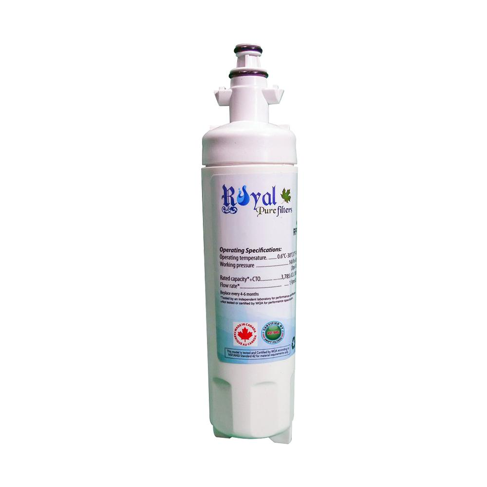 EcoAqua EFF-6032A Compatible CTO Refrigerator Water Filter - The Filters Club