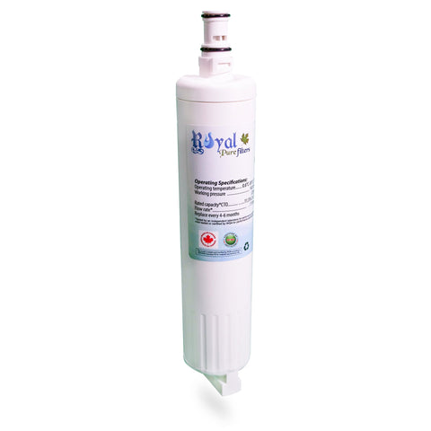 Whirlpool 4396508 Compatible CTO Refrigerator Water Filter
