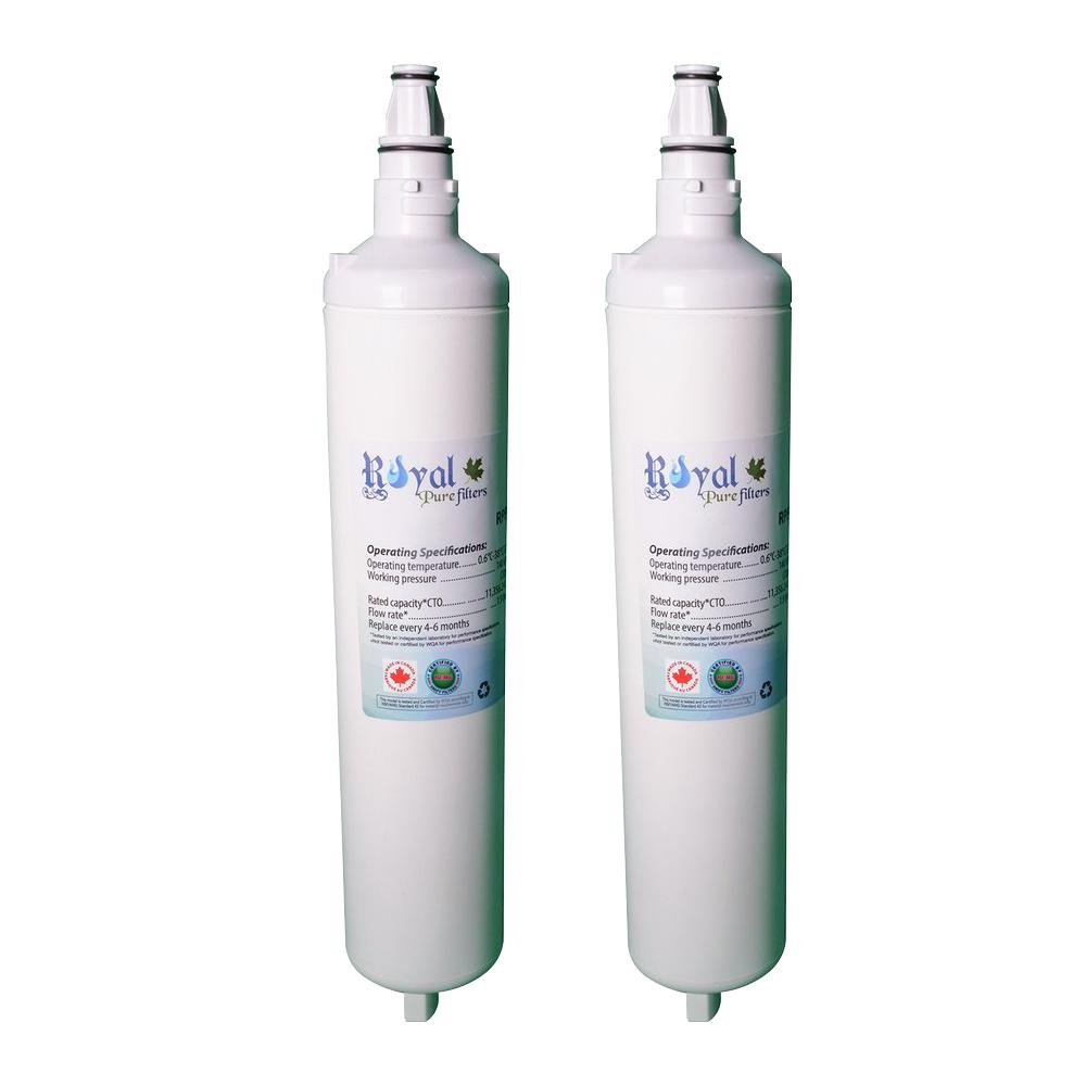 LG LT600P Compatible CTO Refrigerator Water Filter