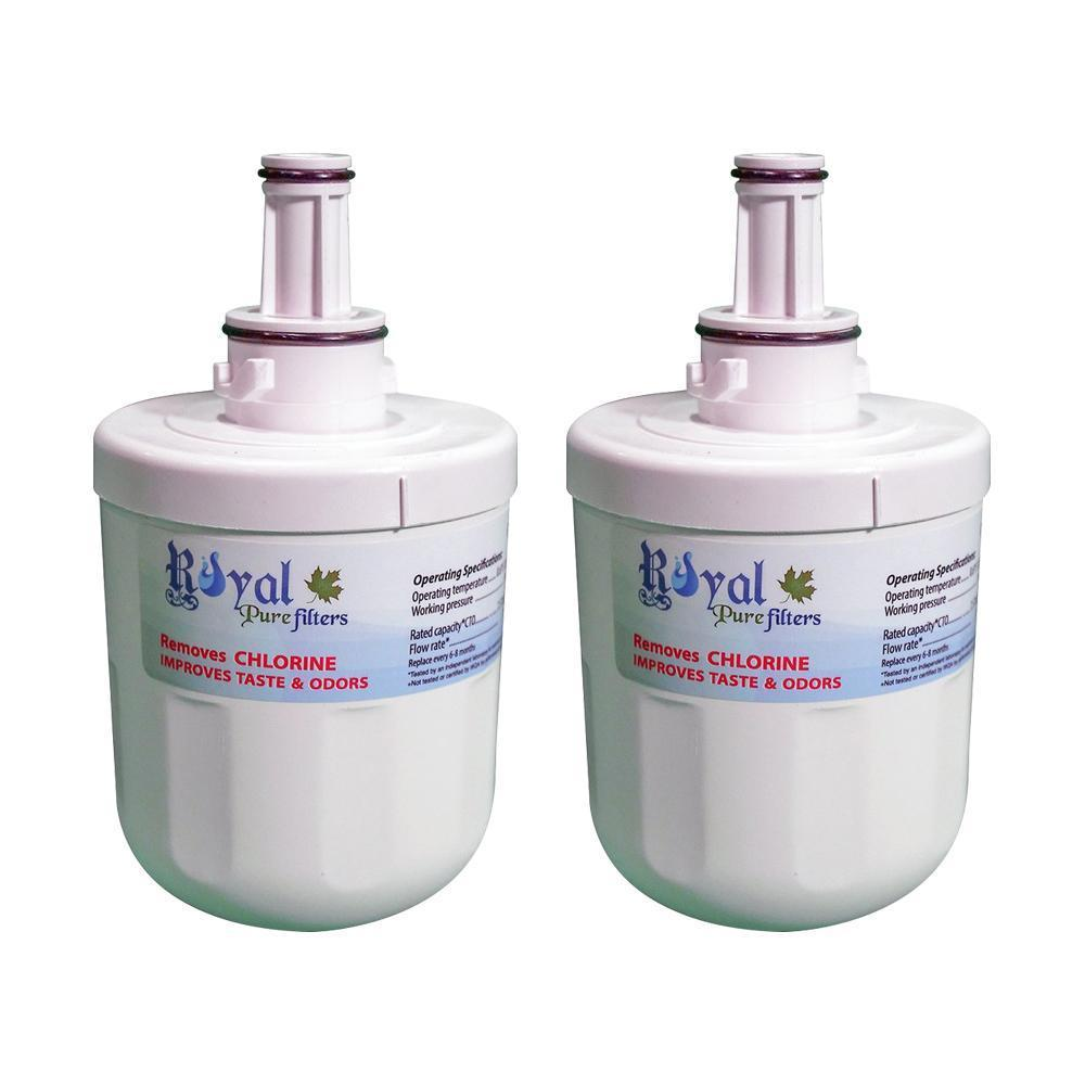 Water Sentinel WSW-4 Compatible CTO Refrigerator Water Filter