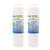 EcoAqua  EFF6007A Compatible VOC Refrigerator Water Filter - The Filters Club