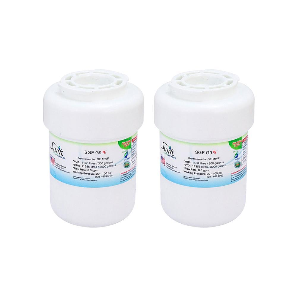Water Sentinel WSG-1,RFC0600A Compatible Pharmaceuticals Refrigerator Water Filter - The Filters Club
