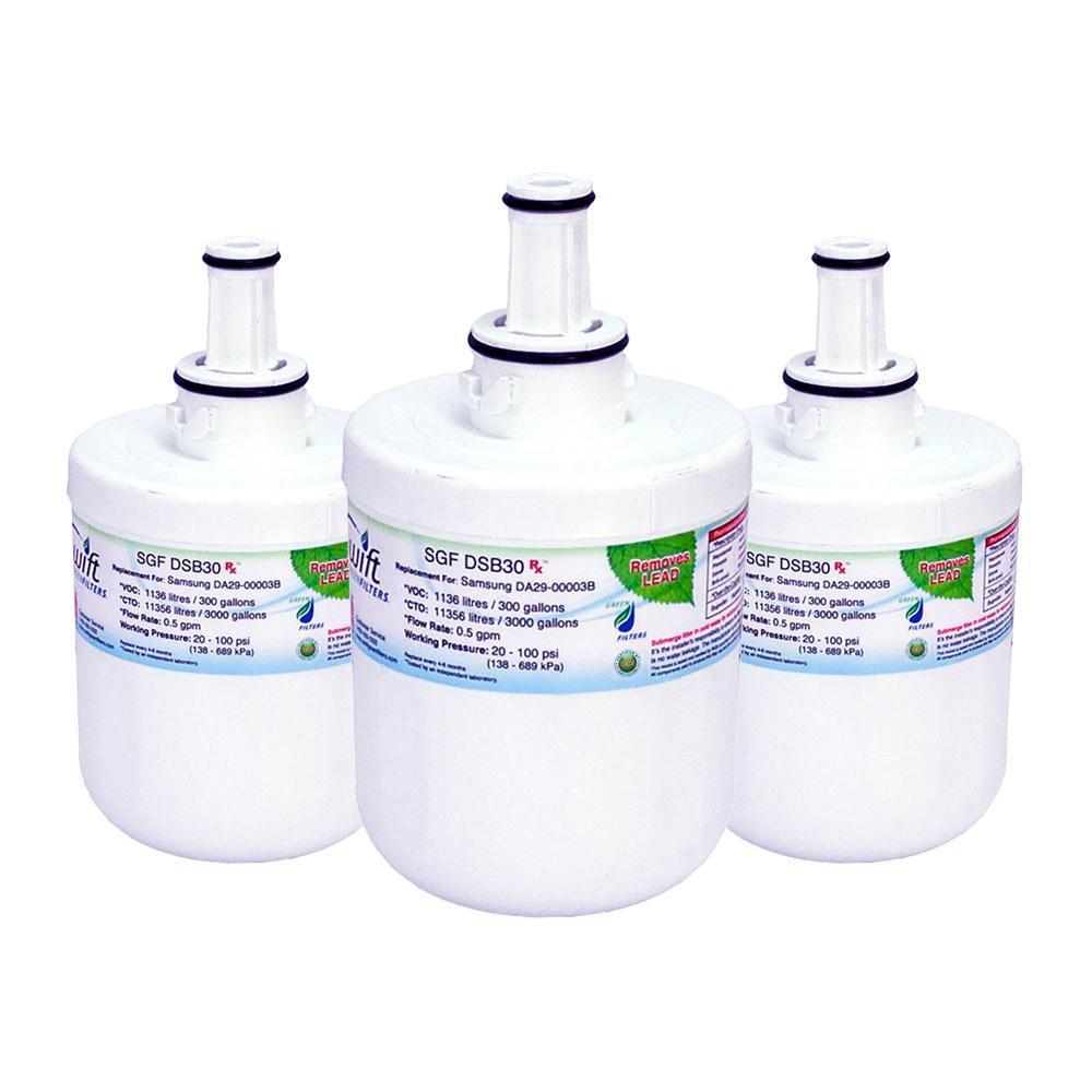 Water Sentinel WSW-4 Compatible Pharmaceuticals Refrigerator Water Filter - The Filters Club