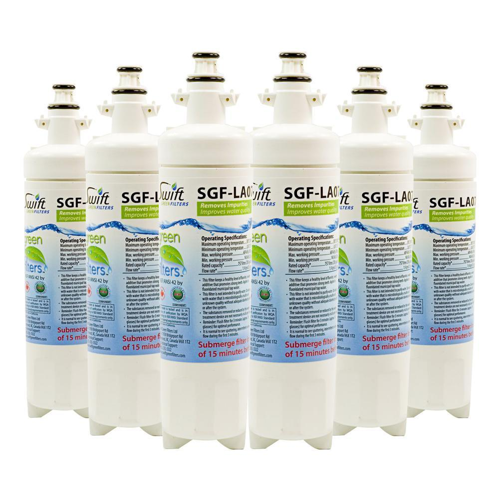 Water Sentinel WSL-3 Compatible VOC Refrigerator Water Filter - The Filters Club