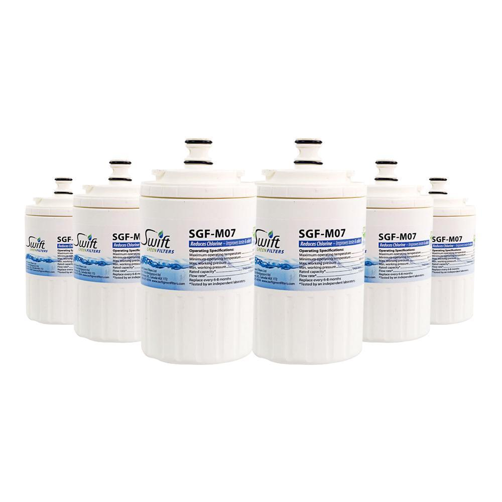Aqua Fresh WF288 Compatible VOC Refrigerator Water Filter - The Filters Club