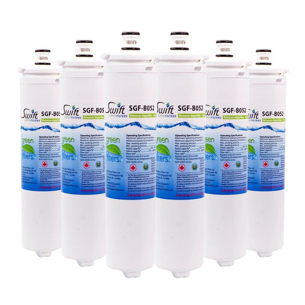 Bosch EVOLFLTR10 Compatible VOC Refrigerator Water Filter - The Filters Club