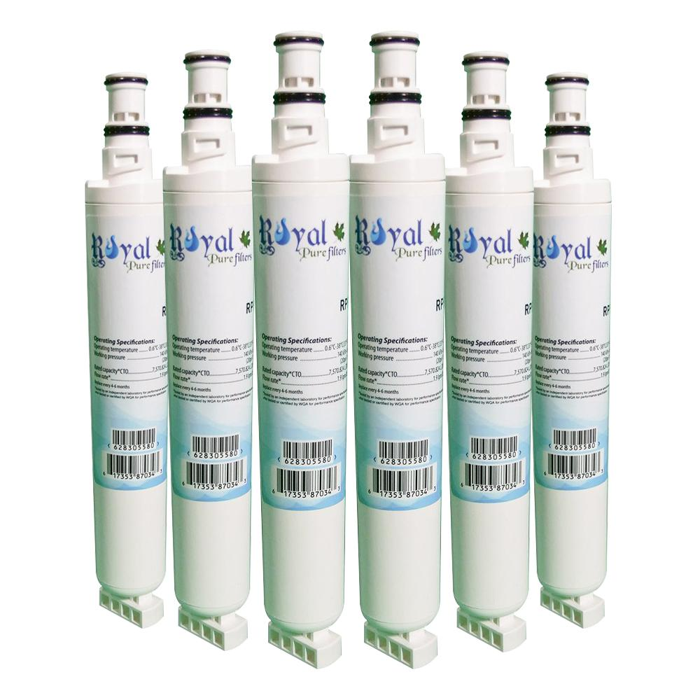 Aqua Fresh WF293 Compatible CTO Refrigerator Water Filter