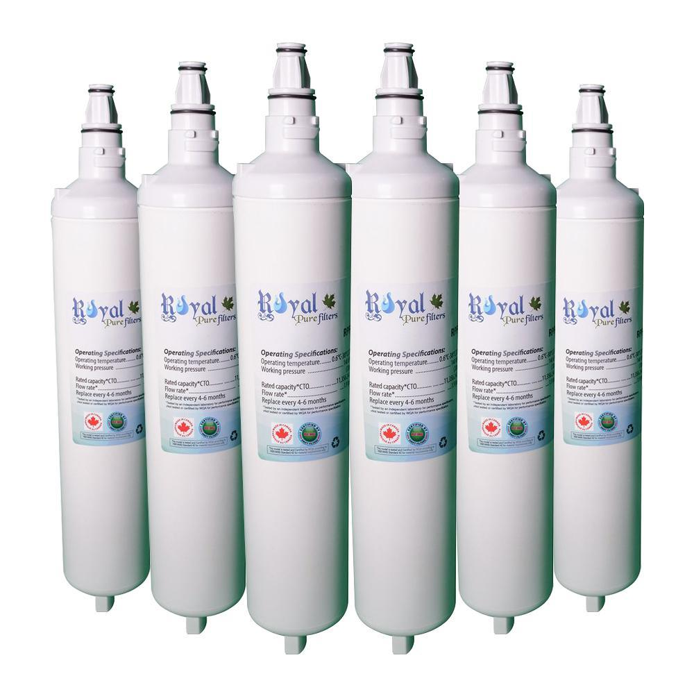 Water Sentinel WSL-2  Compatible CTO Refrigerator Water Filter