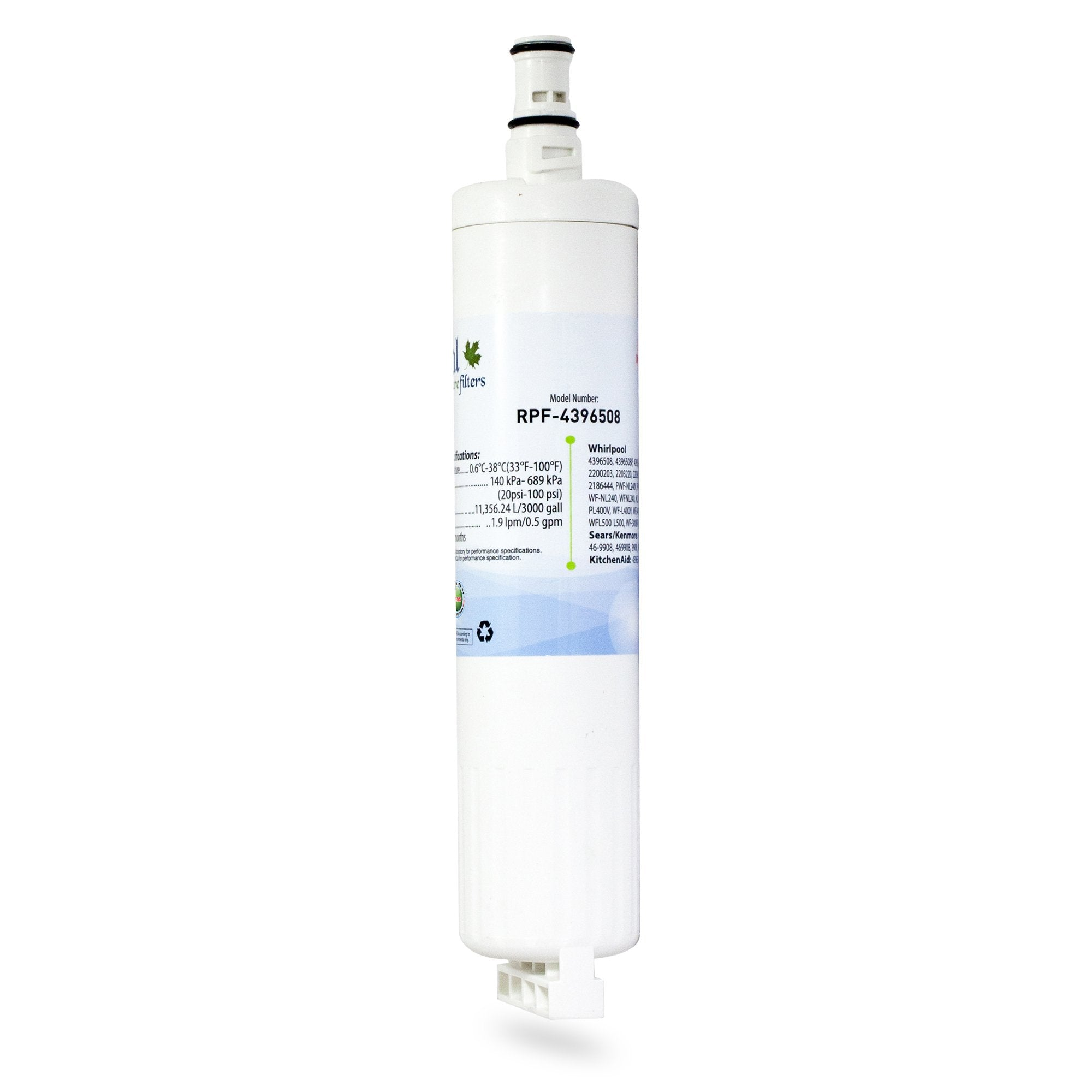 Maytag UKF8001/AXX Compatible CTO Refrigerator Water Filter - The Filters Club