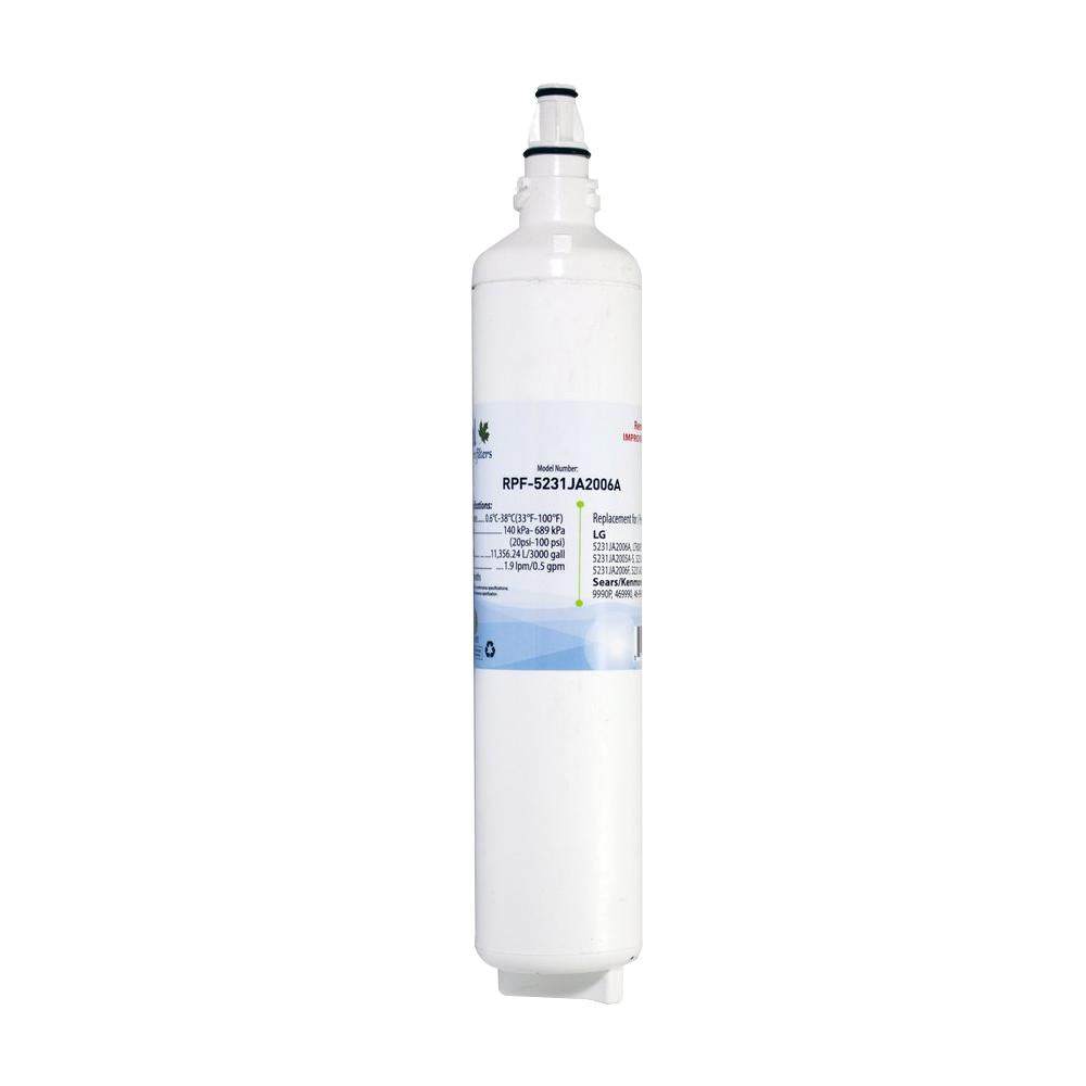 LG LT600P Compatible CTO Refrigerator Water Filter - The Filters Club