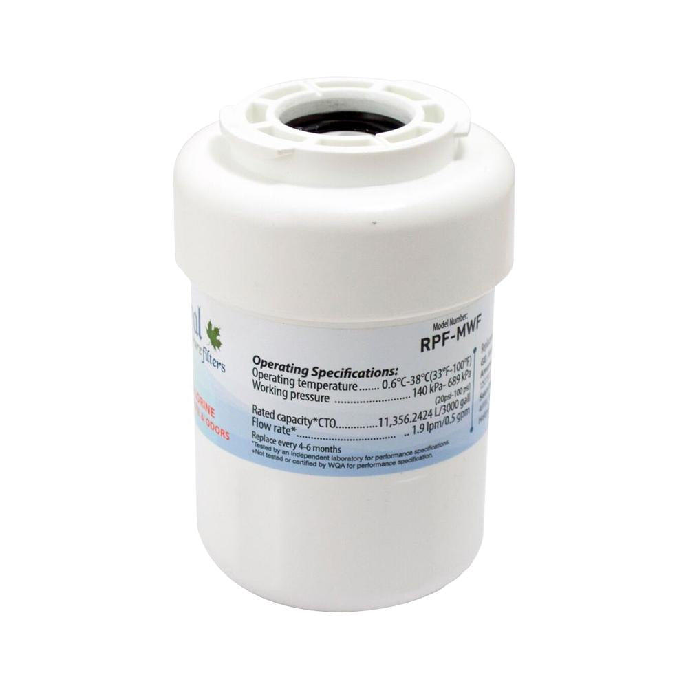 EcoAqua EFF-6013A Compatible CTO Refrigerator Water Filter - The Filters Club