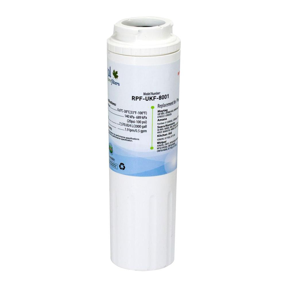 Whirlpool 4396395 Compatible CTO Refrigerator Water Filter - The Filters Club