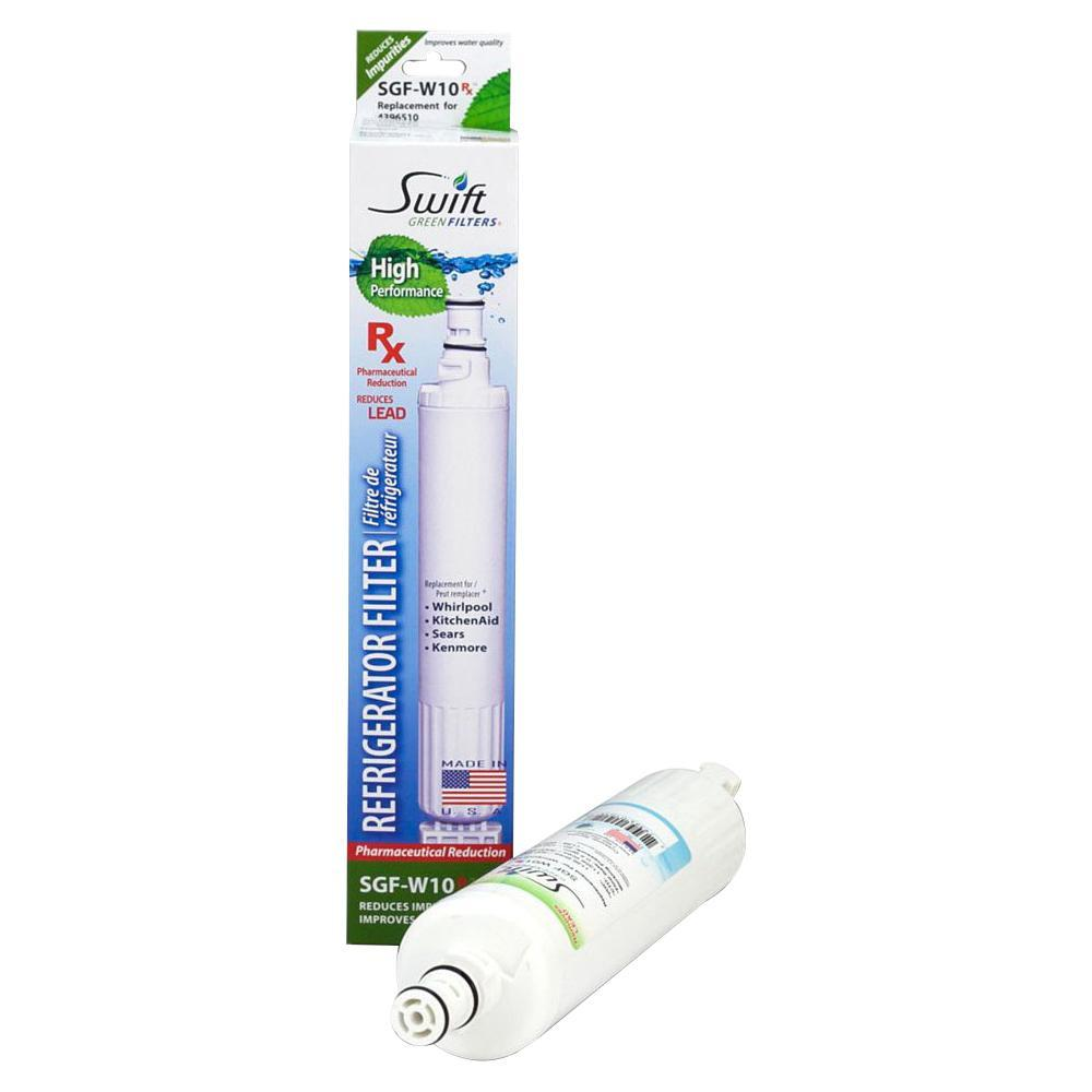 Whirlpool 46-9915 Compatible Pharmaceuticals Refrigerator Water Filter - The Filters Club