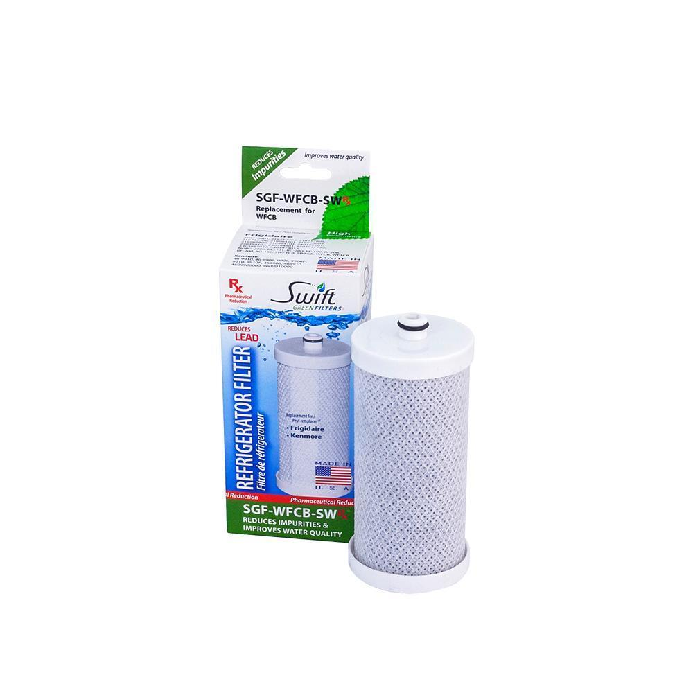 EcoAqua  WFCB-EFF Compatible Pharmaceutical Refrigerator Water Filter - The Filters Club