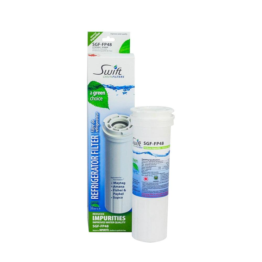 Fisher&Paykel 836848,WF296,EFF6017  Compatible VOC Refrigerator Water Filter - The Filters Club