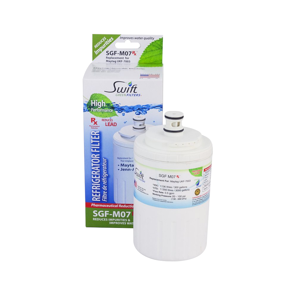 Dacor AFF4, P1AC250 Compatible Pharmaceutical Refrigerator Water Filter - The Filters Club