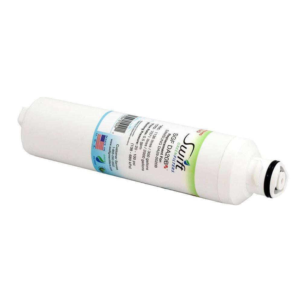 Samsung DA2900020B/20A/19A  Compatible Pharmaceuticals Refrigerator Water Filter - The Filters Club