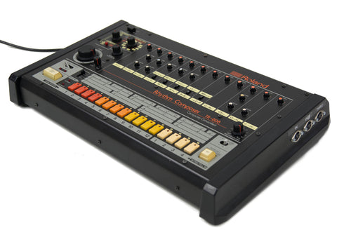 808 analog drum machine