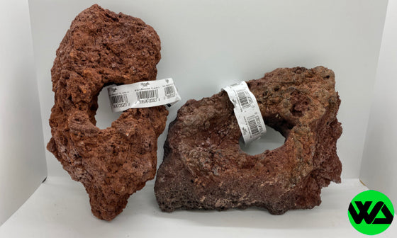 Whitlyn Aquatics - Lava Medium Rock