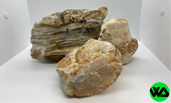 Whitlyn Aquatics - Scenery Rock Per Pound