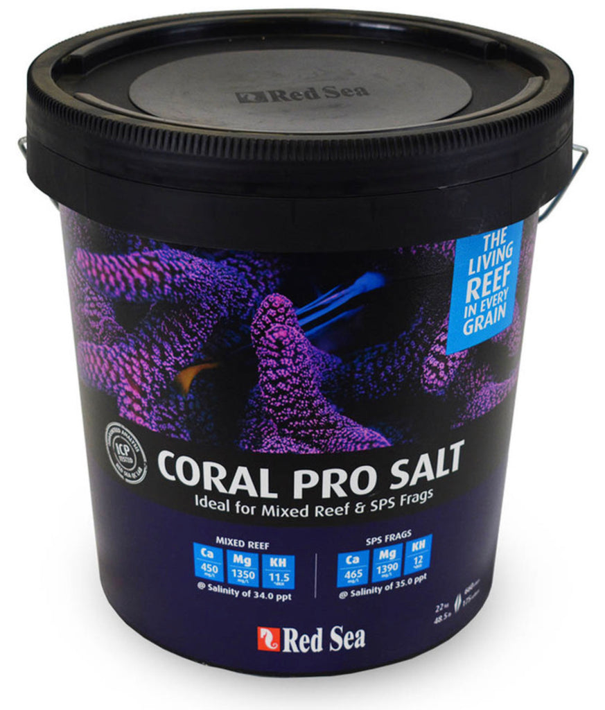 Red Sea Pro Salt 175 gallon bucket