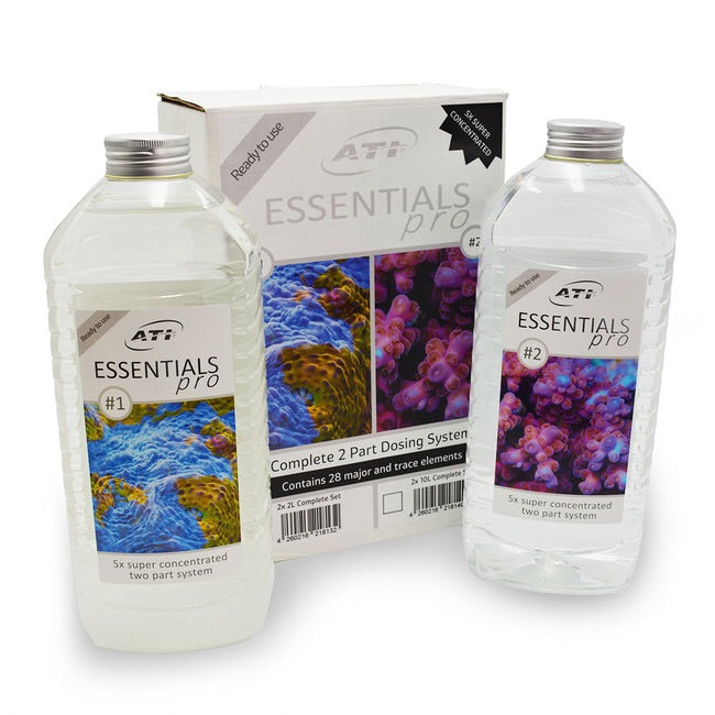 ATI Essentials Pro 1 & 2 2000ml,  - Whitlyn Aquatics - Live Coral